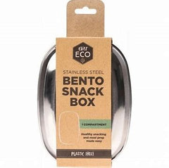 Ever Eco Stainless Steel Bento Snack Boxes