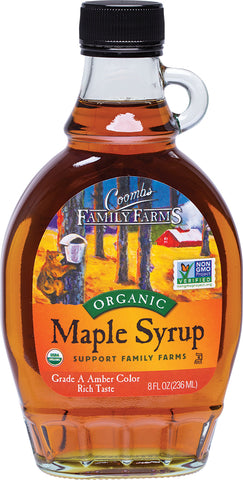 Coombs Family Farm - Organic Maple Syrup