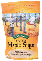 Coombs Family Farm - 100% Organic Pure Maple Sugar