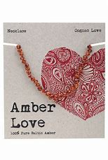 Amber Love - Children's Necklaces