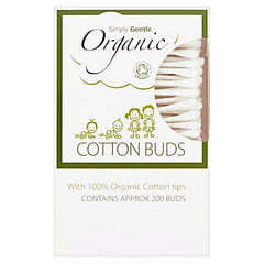 Simply Gentle Organic - Cotton Buds