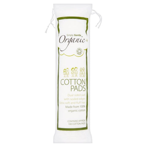 Simply Gentle Organic - Cotton Pads