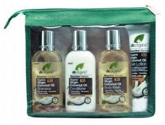 CLEARANCE - Dr Organic Mini Travel Packs