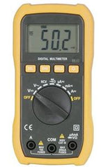 Digital Multimeter - QM 1529 with Alligator Clips