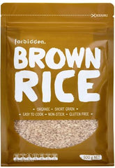 Forbidden - Organic Brown Rice