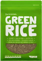 CLEARANCE - Forbidden - Organic Green Rice