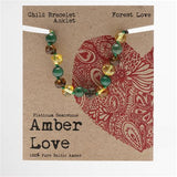 Amber Love - Children's Bracelet / Anklet