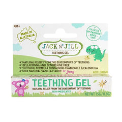 Jack N Jill - Teething Gel