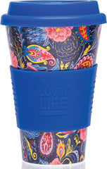 Luvin Life - Bamboo Eco Travel Cups (430ml)
