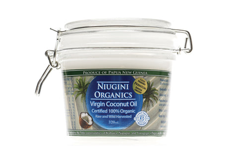 CLEARANCE - Niugini Organics Raw Organic Virgin Coconut Oil