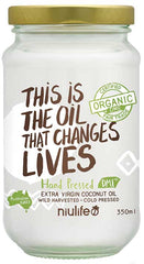 Niulife Extra Virgin Organic Coconut Oil