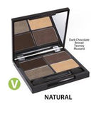 Zuii - Certified Organic Quad Eye Shadow Palettes
