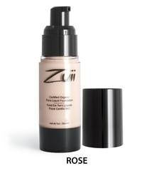 Zuii Certified Organic Flora Liquid Foundations