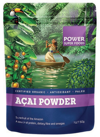 Power Super Foods Acai Berry Powder