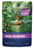 Power Super Foods Acai Berry Powder - Earthy Living  - 2
