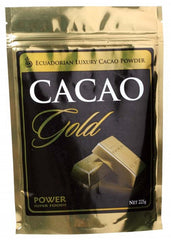 Power Super Foods - Cacao Gold Powder