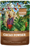 Power Super Foods Cacao Powder - Earthy Living  - 2