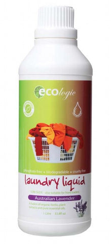 Ecologic Laundry Liquid
