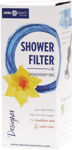 Chlorine Shower Filter