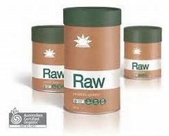 RAW Greens Powder with Organic Veggies, Grasses & Herbs
