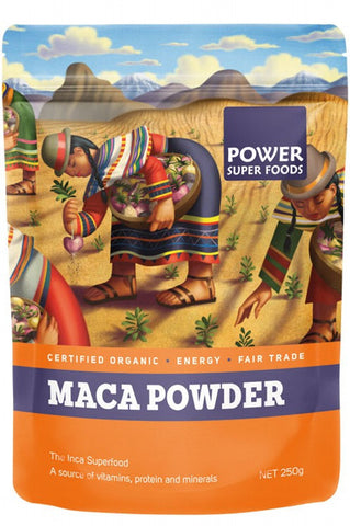 Power Super Foods - Maca Powder
