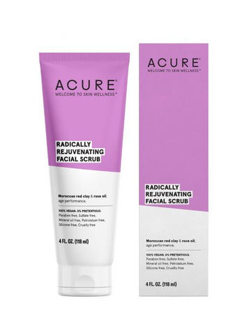 Acure - Radically Rejuvenating Facial Scrub