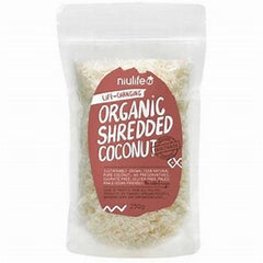 Niulife Organic Shredded Coconut
