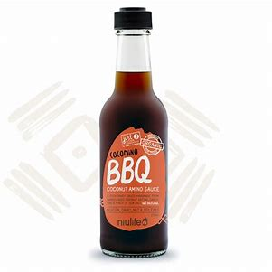 Niulife Organic Coconut Barbeque Sauce