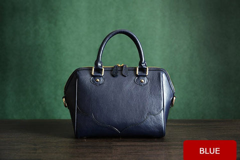 Ladies Custom Manufactured Italian Leather Tote Bag, Ref: Mala SR-173
