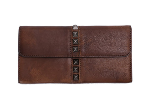 Leather Wallet Ref: Mala SR-220