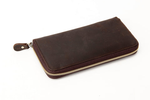 Gents Long Wallet, Ref: Mala  SR-113