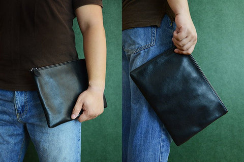 Italian Clutch / Envelope Bag, Ref: Mala  SR-147