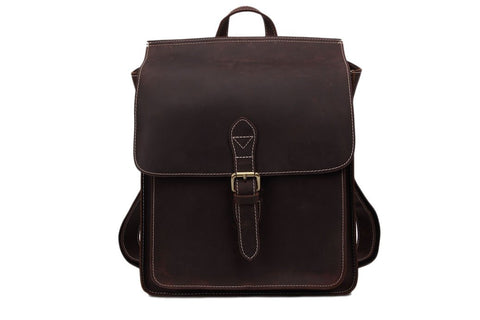 Leather Backpack Ref: Mala  SR-186