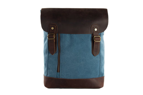 Canvas Backpack, Ref: Mala SR-050