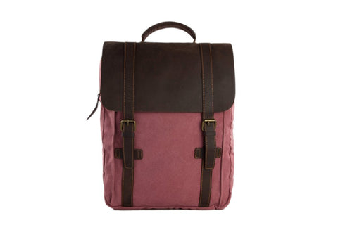 Canvas Laptop Bag,  Ref: Mala SR-059
