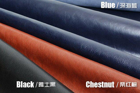 Vegetable Tanned Leather Options. SR-258