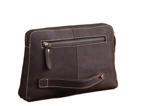 I Phone Genuine Leather Wallet, Ref: Mala  SR-146