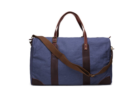 Canvas Travel Bag,  Ref: Mala SR-077