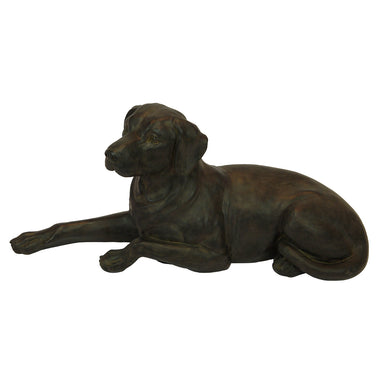 Decoration Lying Retriever