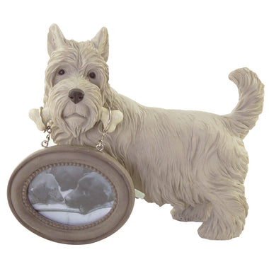 Picture Frame with Terrier