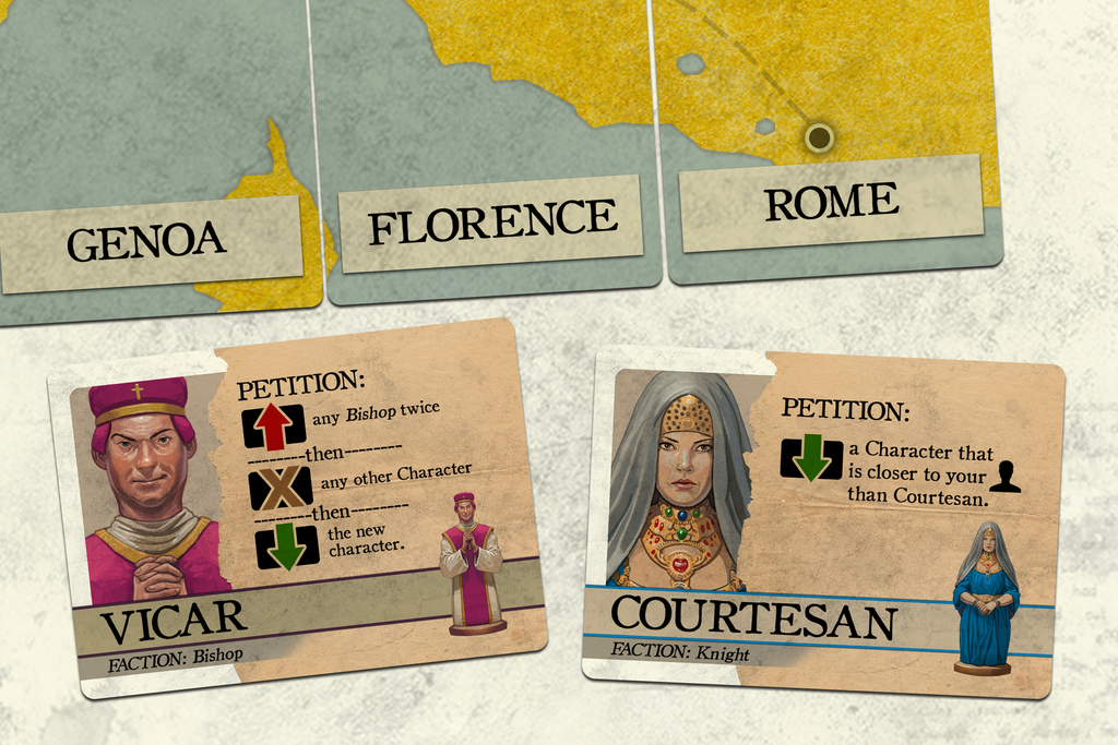 Introducing Avignon: Pilgrimage - A Standalone Expansion To Avignon: A Clash Of Popes
