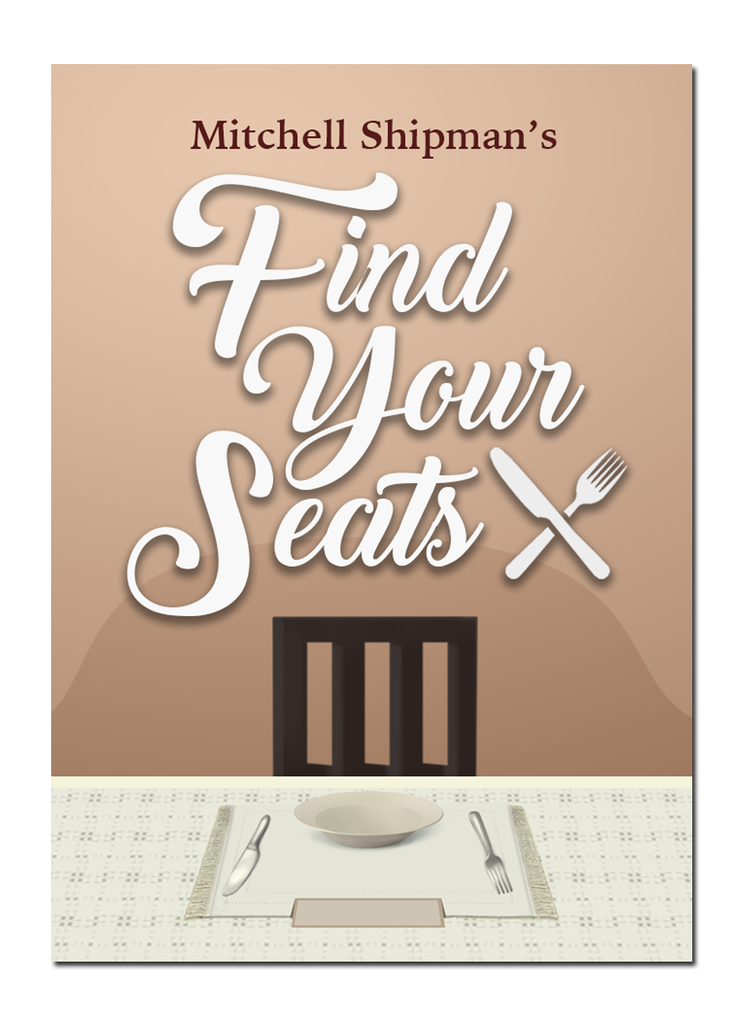 Find Your Seats Designer Diary
