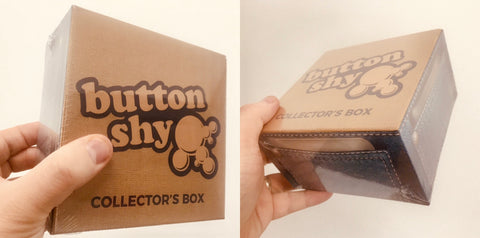 Button Shy Box - Seasons Of Rice