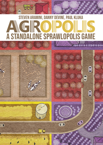 Agropolis (PRE-ORDER SHIPPING LATE MAY 2021)