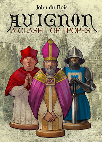 Avignon: A Clash of Popes - Print & Play