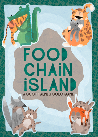 Food Chain Island (PRE-ORDER - BACK IN STOCK MARCH 2021)