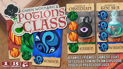Potions Class - PNP - Pre-Order