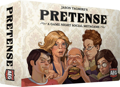 Pretense  - AEG Boxed Version