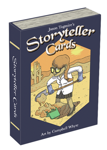 Storyteller Cards: Educator Discount