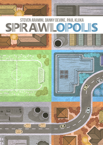 Sprawlopolis - Print & Play